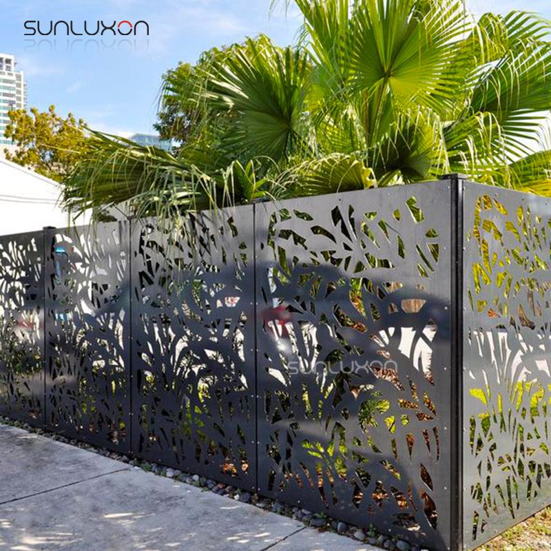 2019 Hot Sale Decoration Wall Covering Panels Fence For Garden From