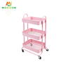 Hot Sale Multifunction Kitchen Organizer Storage Trolley Cart