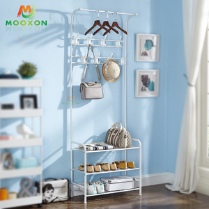 The Nordic Popular Multi-Purpose Storage Rack Clothes Display Rack
