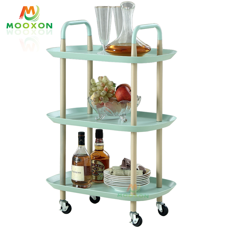 Removable Trolley Cart - Kitchen & Home Storage Rack